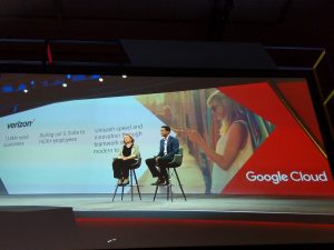 Verizon Google Cloud