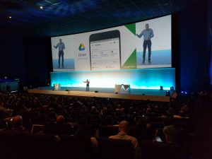 Google Next 2017 Madrid